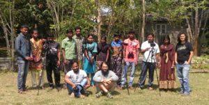 YELP 2016 team at Hasanur with Rita Banerjee, Vijendra Sharma and Abhishek