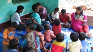 Conservation education at Pillur