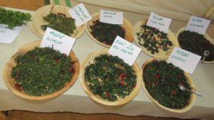 Greens from Nilambur