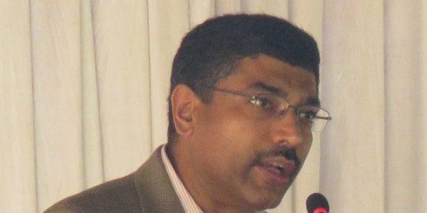 S. Krishnan – IAS, Principal Secretary,Housing & Urban development, Govt. of Tamil Nadu